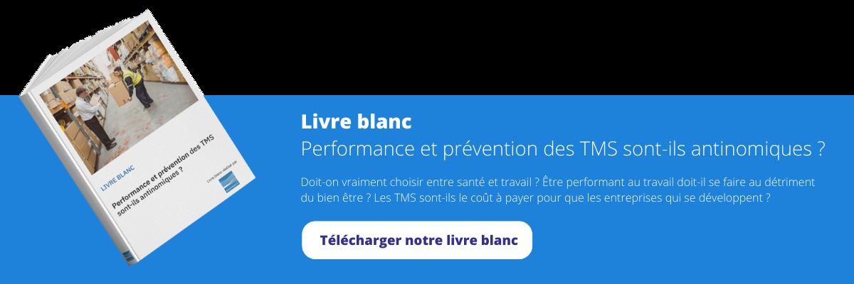Télécharger le livre blanc : Performance et prévention